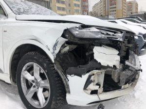 продажа битого авто Audi Q7, фото 1