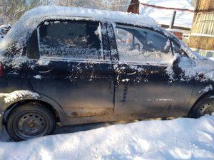 продажа битого авто Daewoo Matiz, фото 1