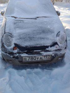 продажа битого авто Daewoo Matiz, фото 2