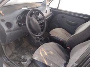 продажа битого авто Daewoo Matiz, фото 5